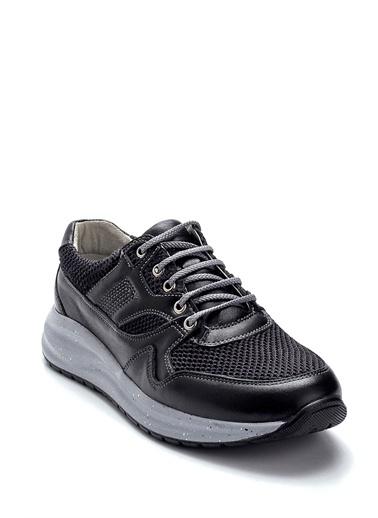 Derimod Erkek Ayakkabı(205137-2) Sneaker Siyah